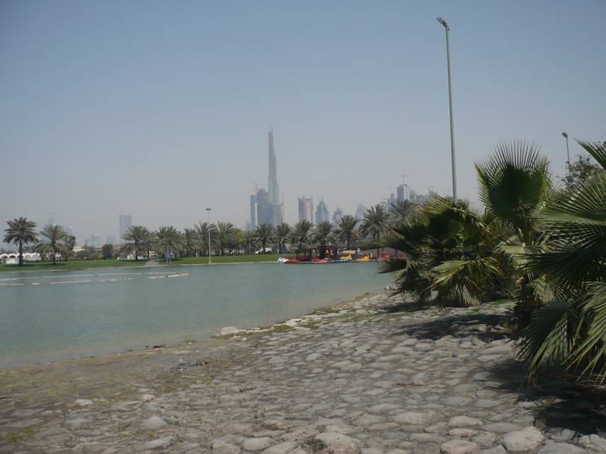 Al Safa Park in Dubai, UAE (2/6)